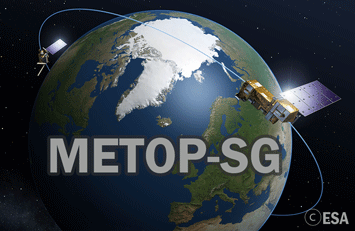 Validation hardware for MetOp-SG ground stations